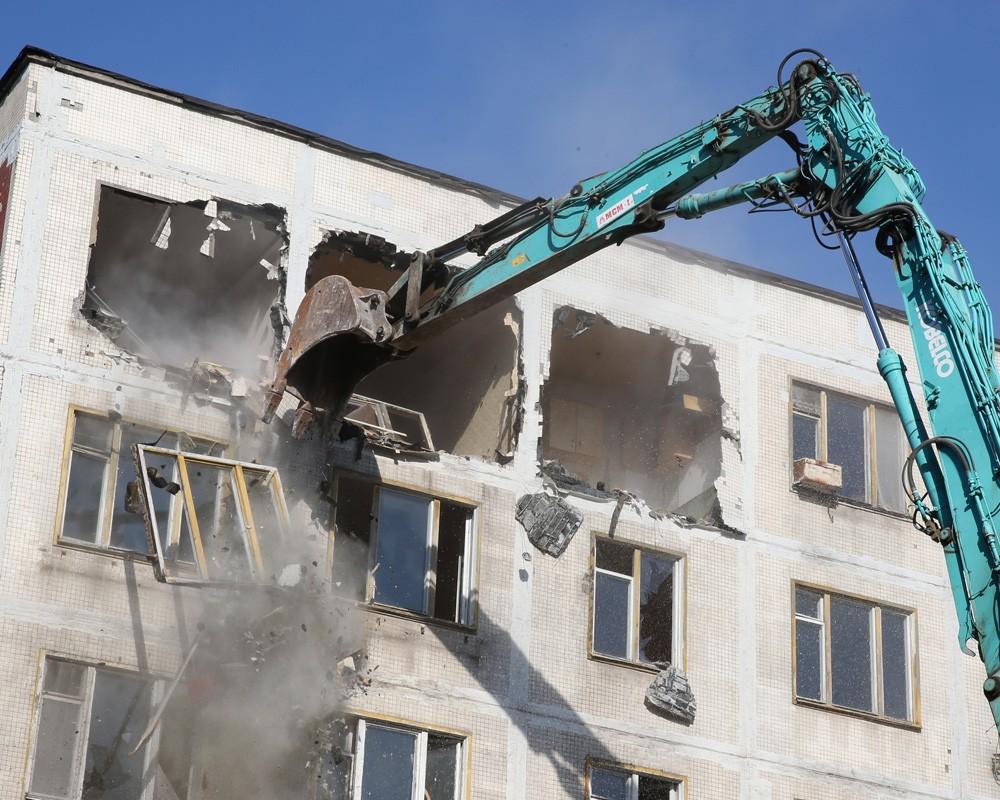 Картинки аварийных зданий
