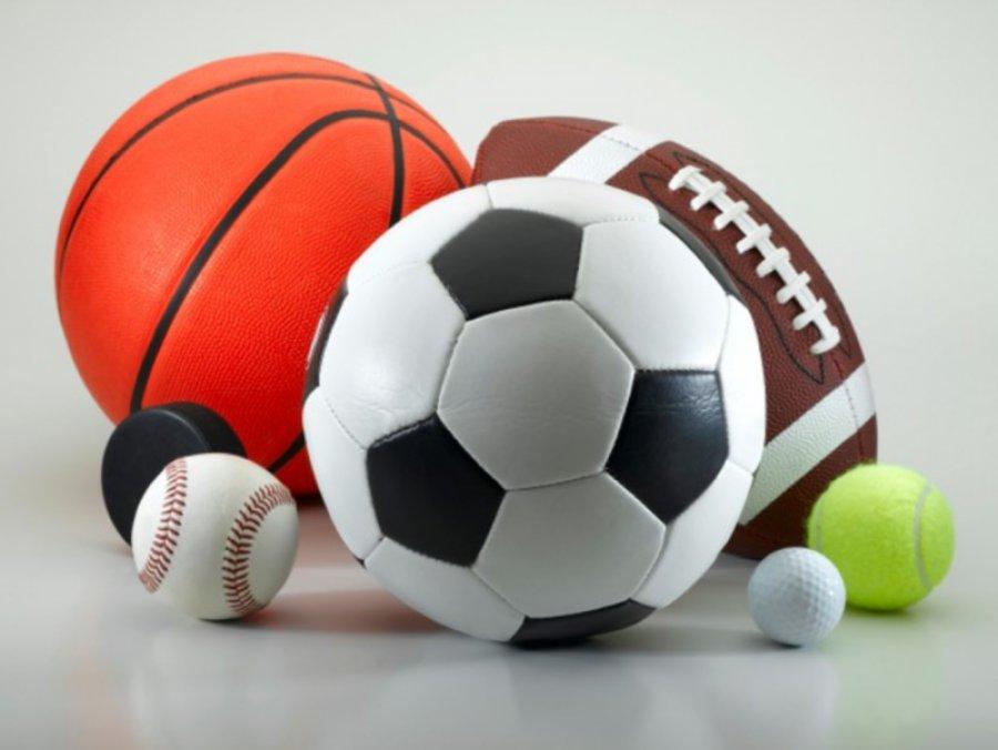 Картинки спортивных снаряжений