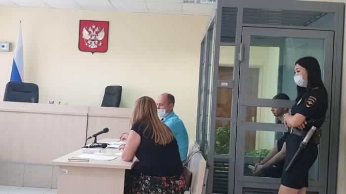 Артёму Леванову, устроившему пешеходный боулинг на Адмиралтейской в Астрахани, огласили приговор